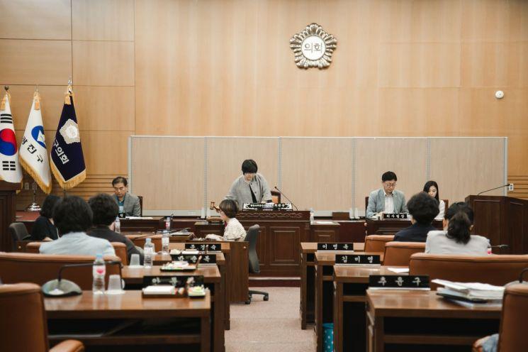 광진구의회, 2019년도 행정사무감사 마무리