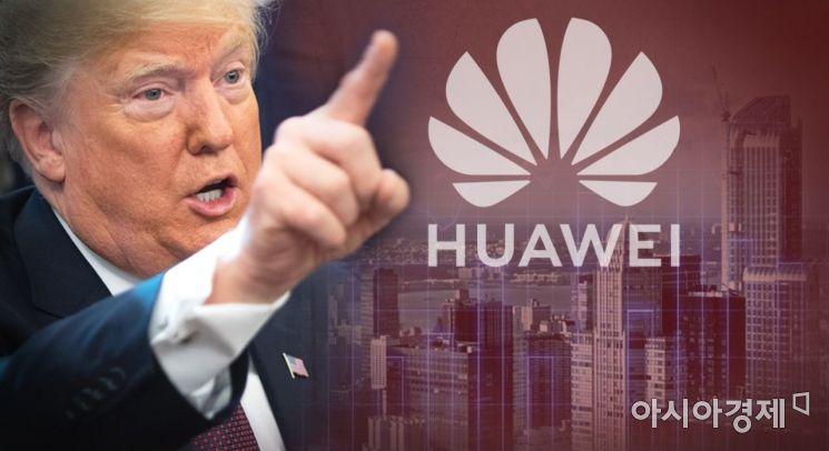 """기회의 애플, 위기의 화웨이…""""2020년 5G 아이폰 출시"""""""