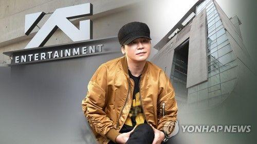 양현석 전 YG엔터테인먼트 대표.사진=연합뉴스