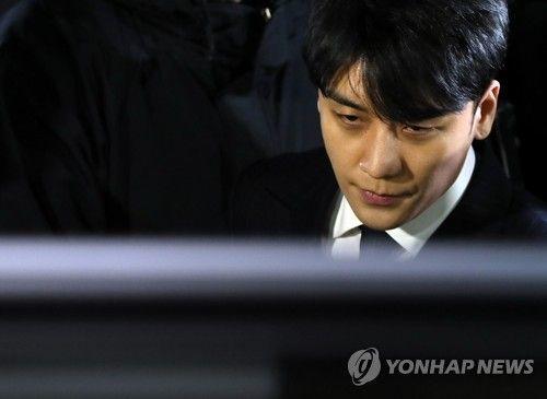 일명 '버닝썬 사건'의 중심 인물인 승리 / 사진 = 연합뉴스
