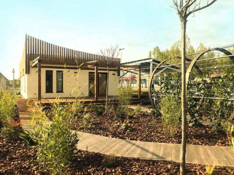 LG전자, 스페인서 친환경 가옥 'LG 홈(LG Home)' 선봬