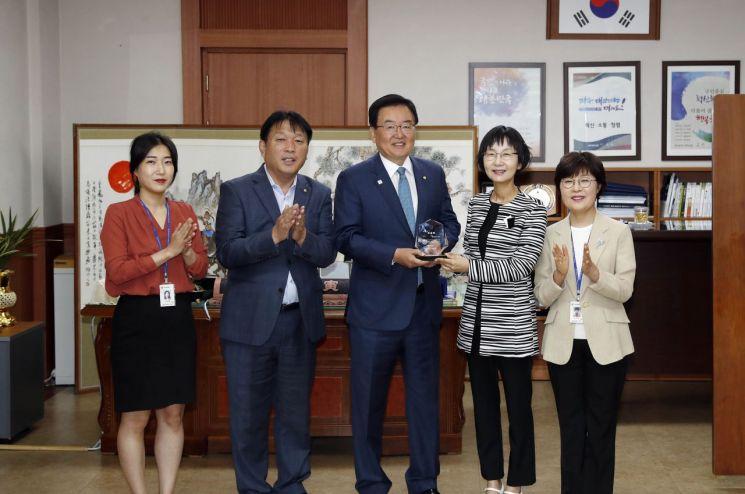 광주 북구, 지역보건의료계획 성과대회 '최우수상'