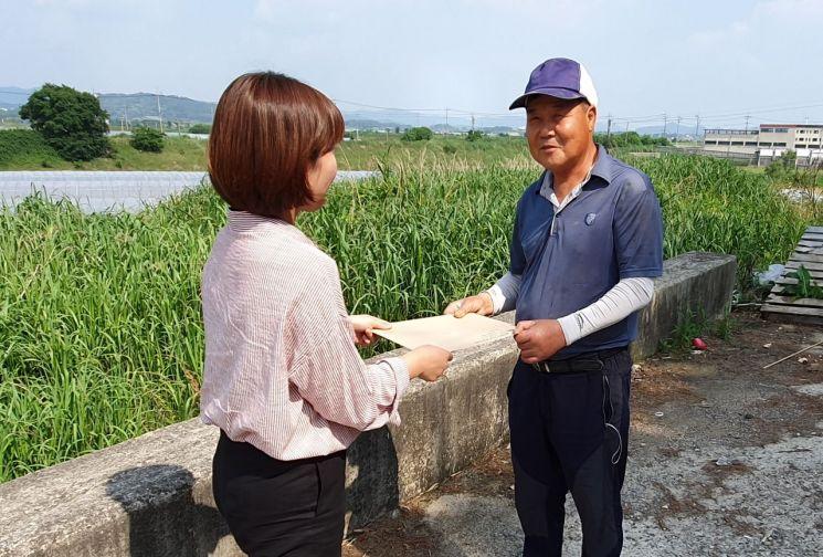 광주 광산구, 민원서류 배달 서비스 실시