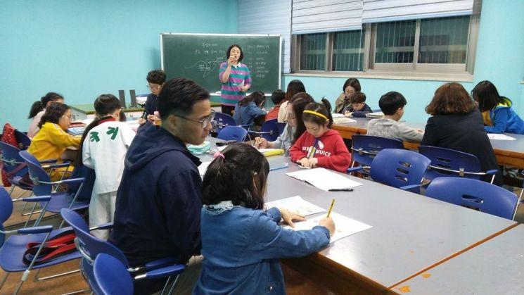 목포시립도서관, 2019 도서관문화학교 운영