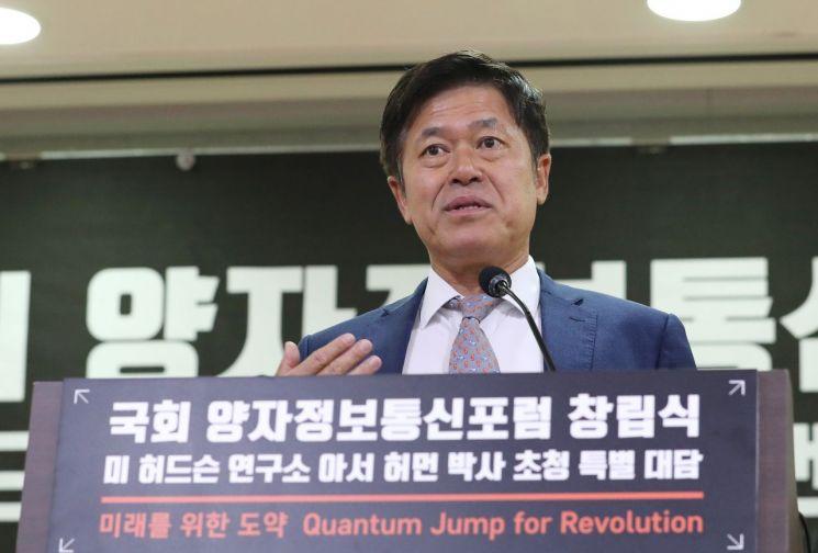 美·中 기술 패권 다툼에 깊어지는 SKT 박정호의 고민