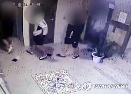 친구 폭행해 숨지게 한 10대 4명 [이미지출처=연합뉴스]