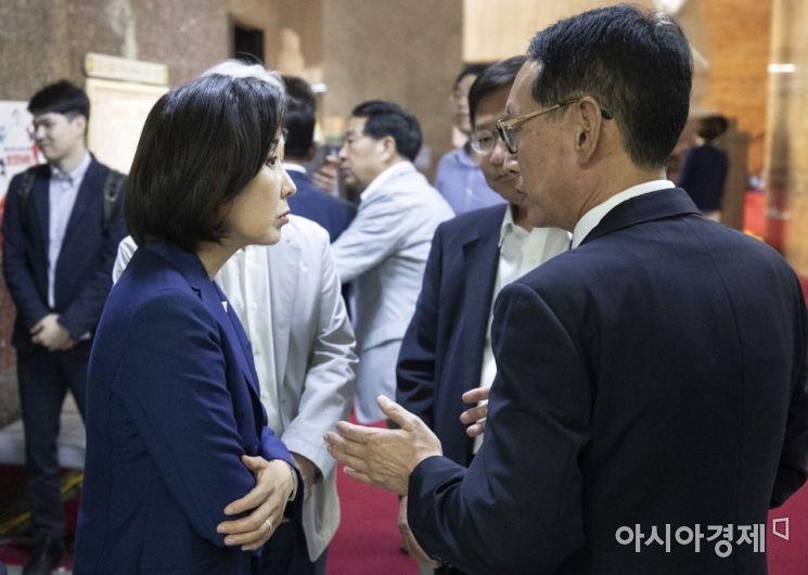 [포토] '윤석열 청문회 대비?'
