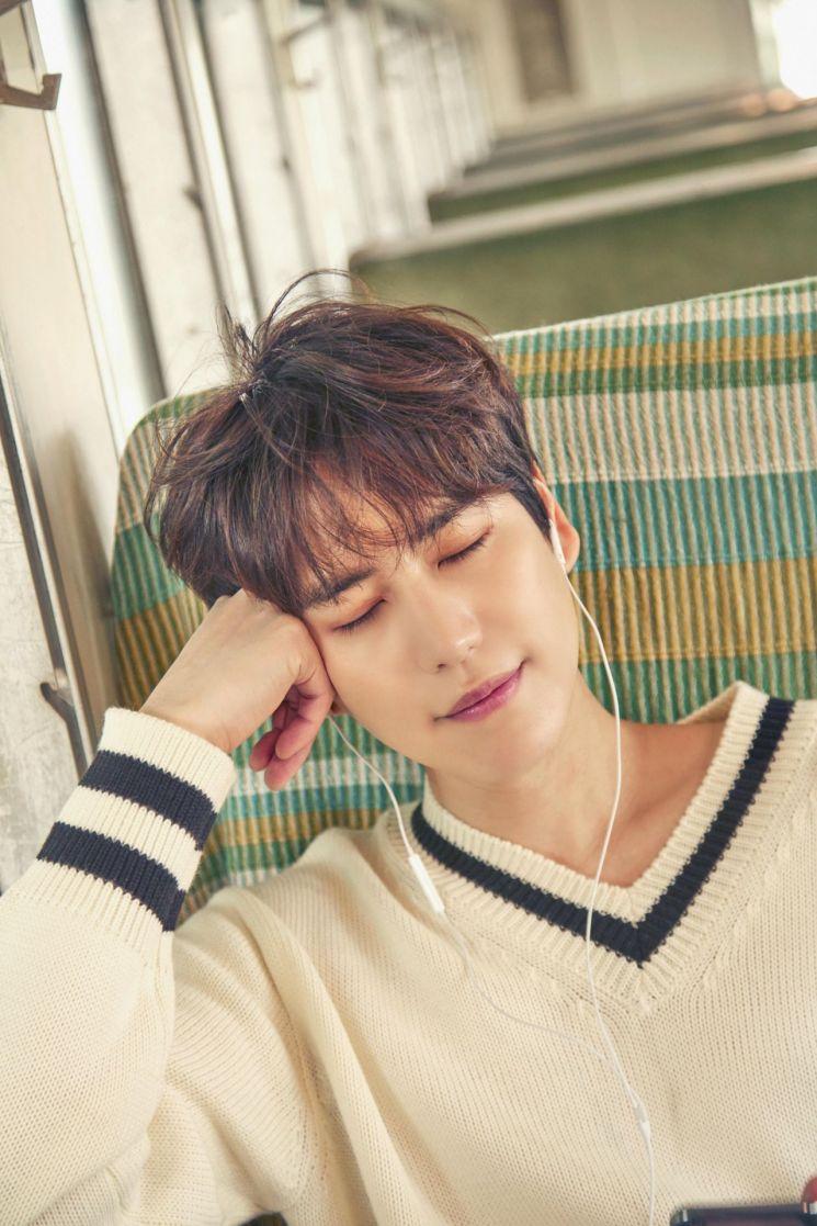 tvN '더 짠내투어' 규현. 사진=레이블SJ 제공