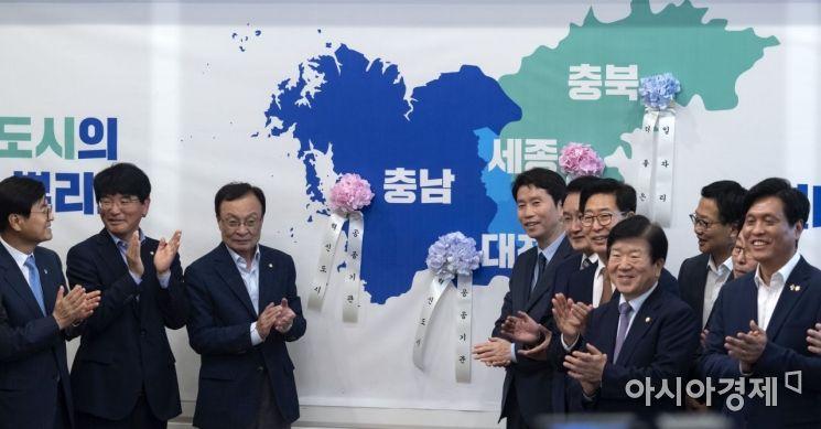 [포토] '더불어민주당 충청권 당정협의회'