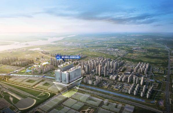 청라국제도시의 랜드마크, 지식산업센터 '청라 에이스 하이테크시티' 분양 예정