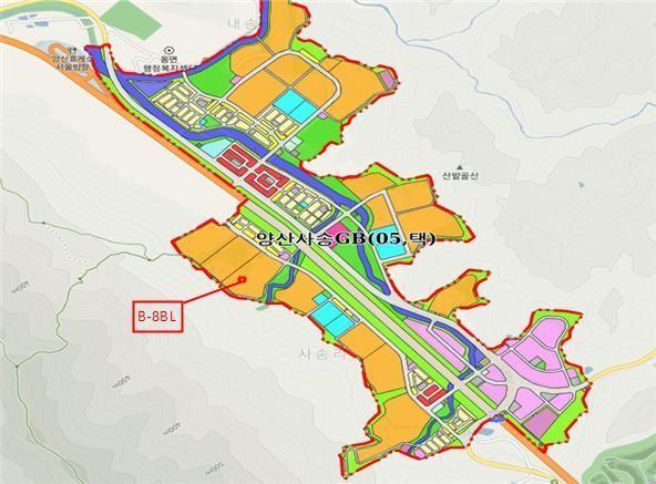 국토부, 경남 양산에 '8년 거주 민간임대주택' 사업자 공모