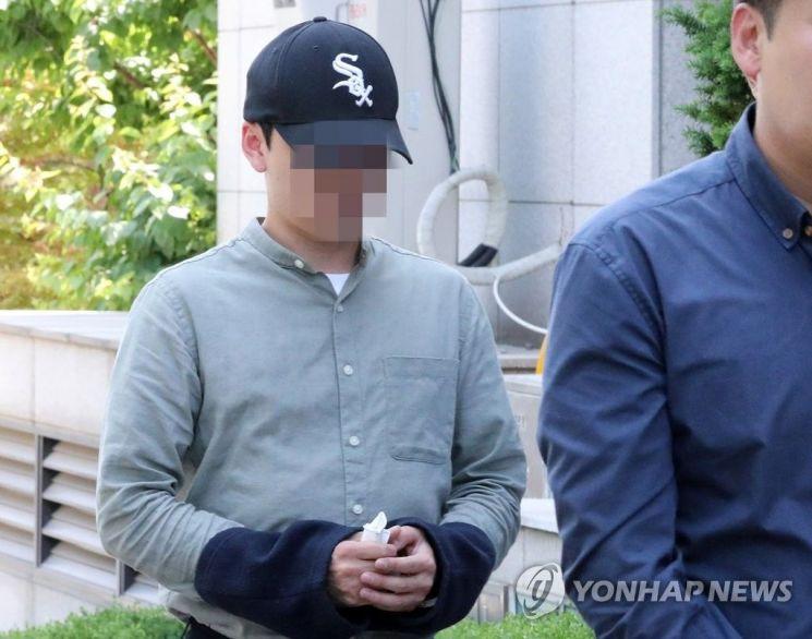 '택시기사 동전 폭행 사망사건' 가해자 30대 승객  [사진=연합뉴스]