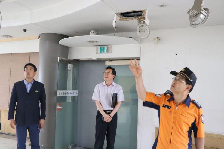 광주 동부소방서, 화재안전특별조사 대상 현장 점검