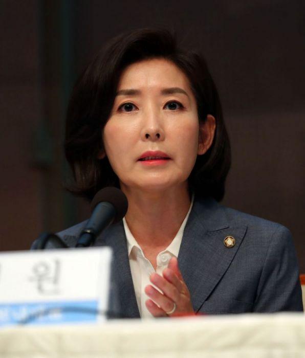 나경원 자유한국당 원내대표 / 사진=연합뉴스