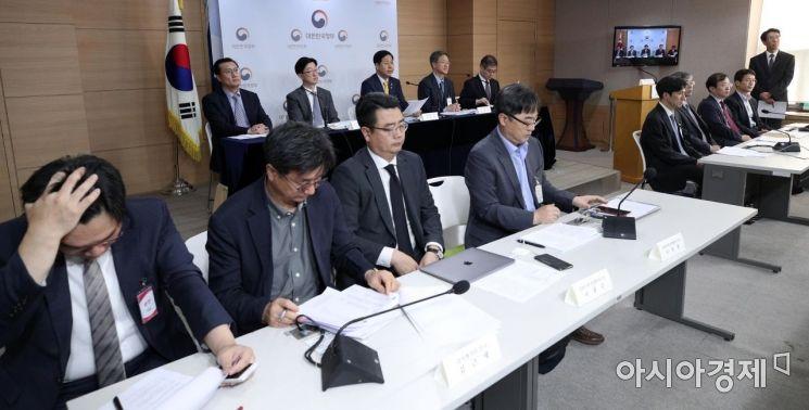 [포토] 2018년 공공기관 경영-감사 평가 결과 브리핑