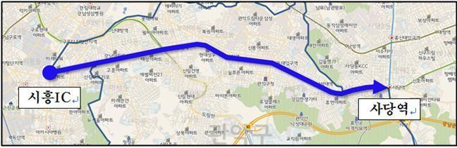 관악구, 남부순환로 시흥IC~ 사당역 7.6km '강감찬대로' 명명