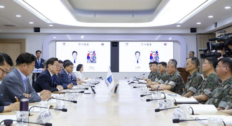 7천억 '일산테크노밸리' 조성 탄력받는다…軍 협조 약속