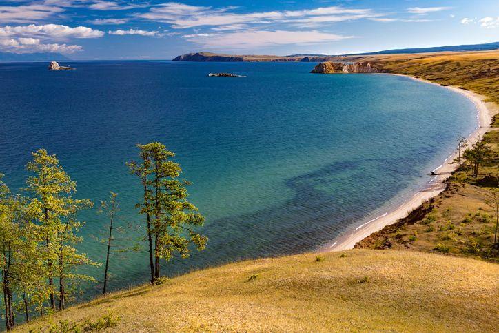 '시베리아의 진주'로 불리는 바이칼호수(제공: 보물섬투어)