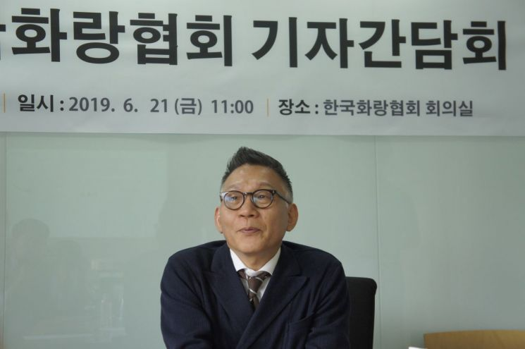 최웅철 한국화랑협회 회장