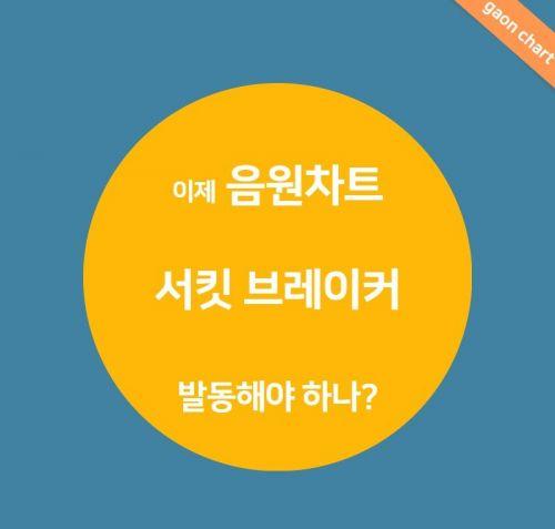 김진우 가온차트 수석연구위원이 지난 2월 발표한 칼럼 일부<이미지:가온차트 홈페이지>