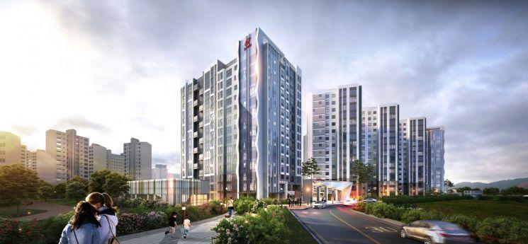 현대엔지니어링, 마곡지구 신안빌라 재건축사업 수주