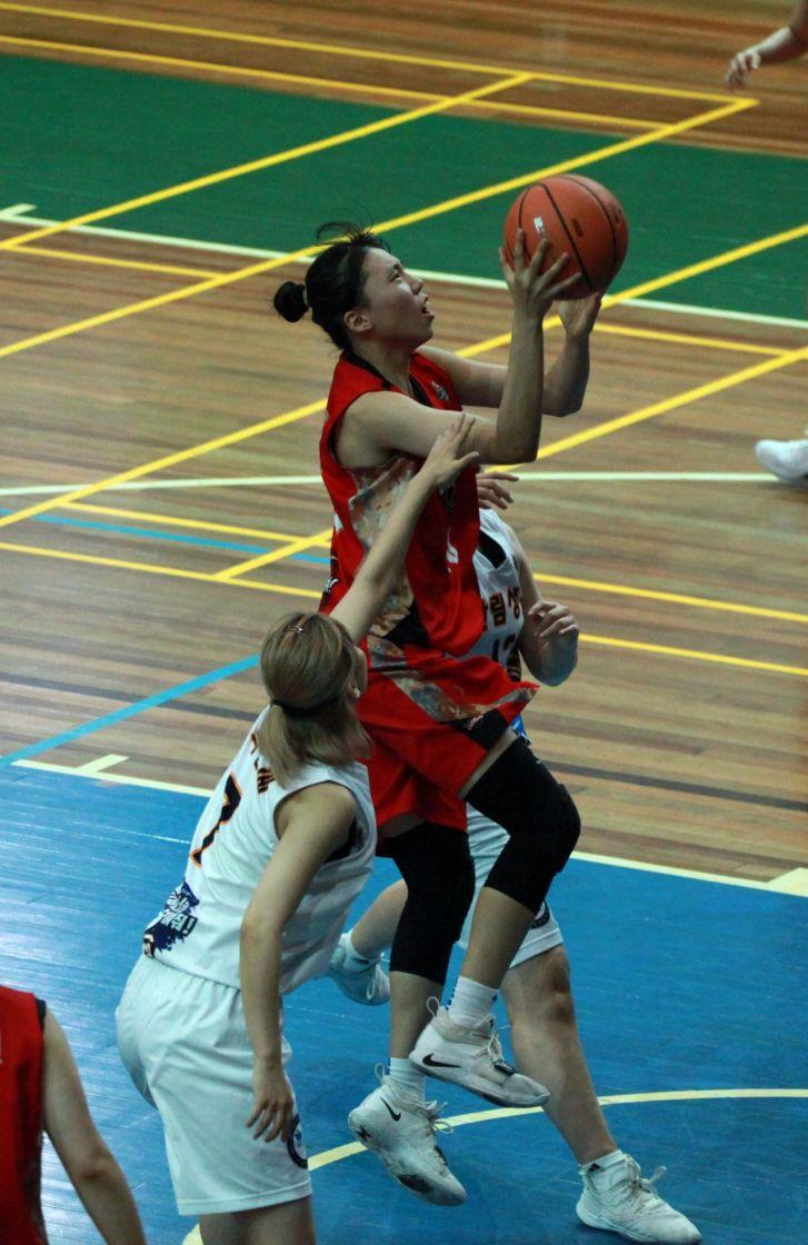 광주대 女 농구, 한림성심대 꺽고 챔프전 '청신호'