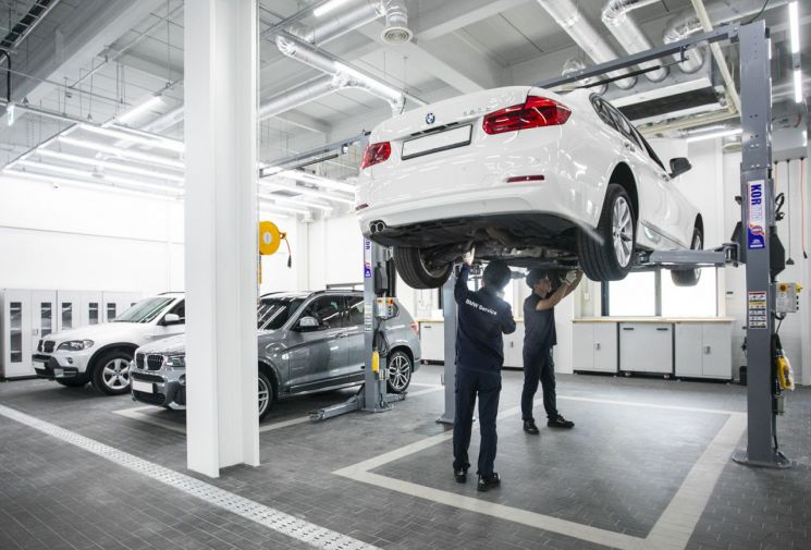 BMW 도이치모터스, 제주 '사고 수리' 서비스센터 오픈
