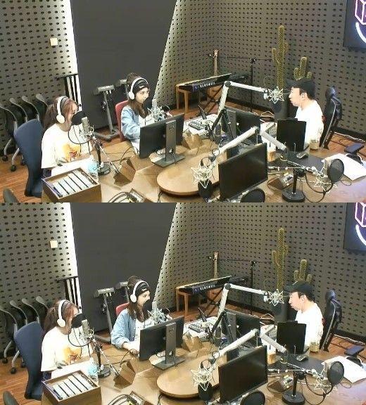 가수 전소미와 제아가 '박명수의 라디오쇼'에 출연해 수입과 악플 관련 이야기를 전했다./사진=라디오 방송 캡쳐