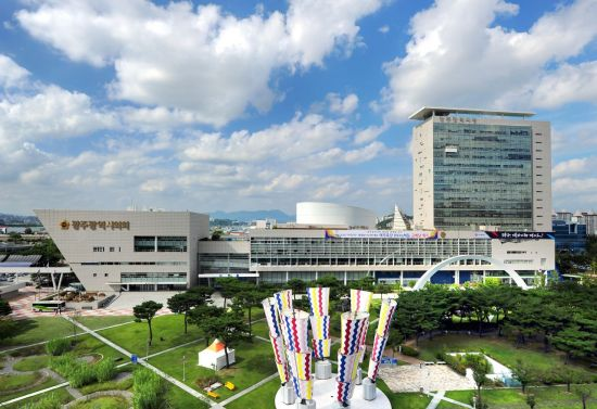 검찰 '민간공원 의혹' 광주시청 세 번째 압수수색