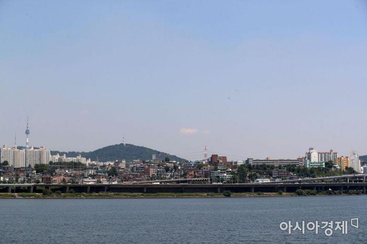 [포토]어제 이어 오늘도 파란 하늘