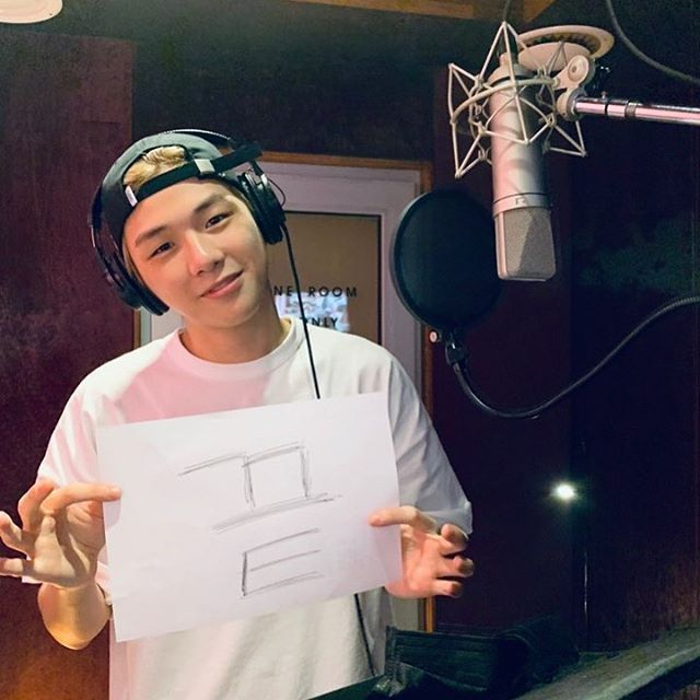 솔로 데뷔를 앞두고 있는 강다니엘 / 사진 = 강다니엘 인스타그램
