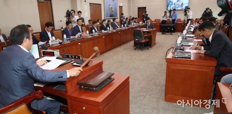 [포토] 자유한국당, 상임위 전면 복귀