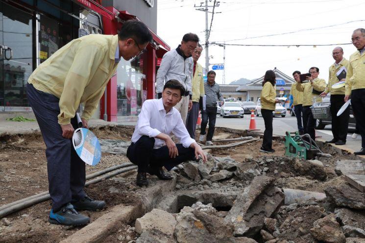 김철우 전남 보성군수 취임 1주년, 현장 중심 행정 펼친다