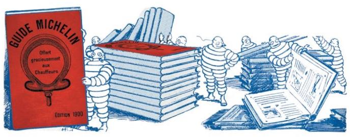 '파괴적 혁신' 미쉐린, 100년후에도 살아남을 기업으로 꼽히는 이유