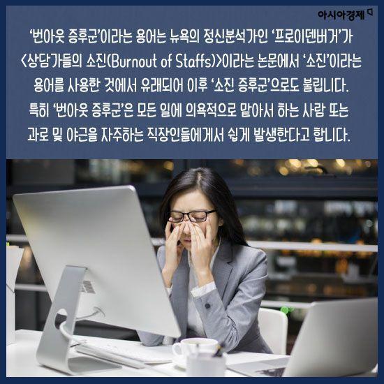 [카드뉴스]짜증 · 분노 · 우울, 혹시 나도 번아웃?