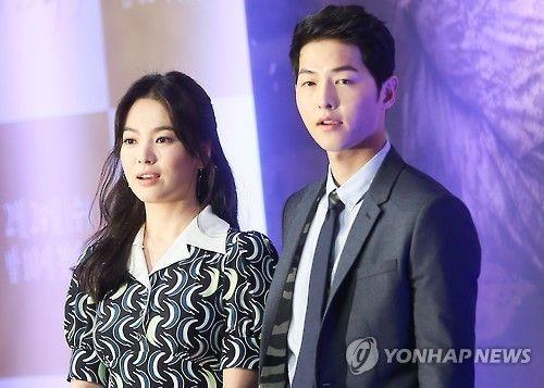 """""""송혜교, 이혼에 적극적으로 임해달라"""" 송중기, '이혼 신청' 왜 했나"""