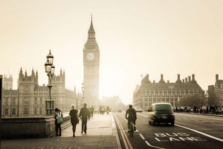 완벽한 서유럽 여행의 시작은 영국 런던이다