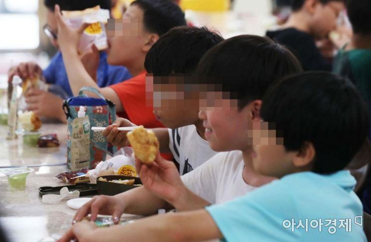 [포토]오늘 점심은 빵