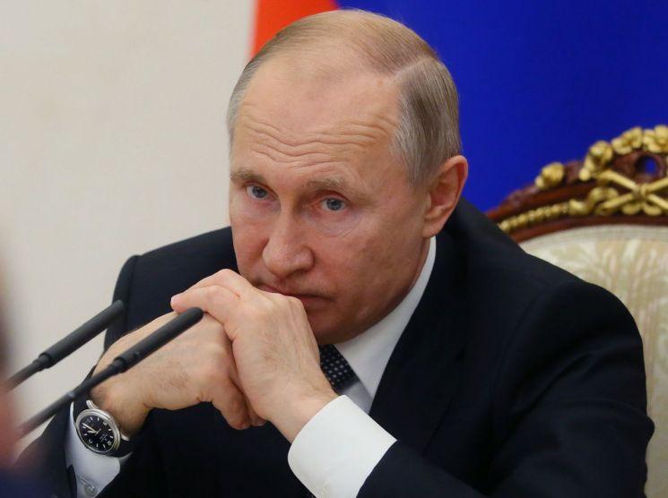 푸틴 러시아 대통령 (사진=연합뉴스)