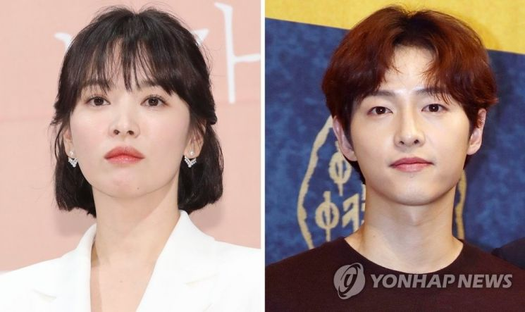 송중기·송혜교 부부, 이혼 조정 성립…법적으로 '남남'(종합)
