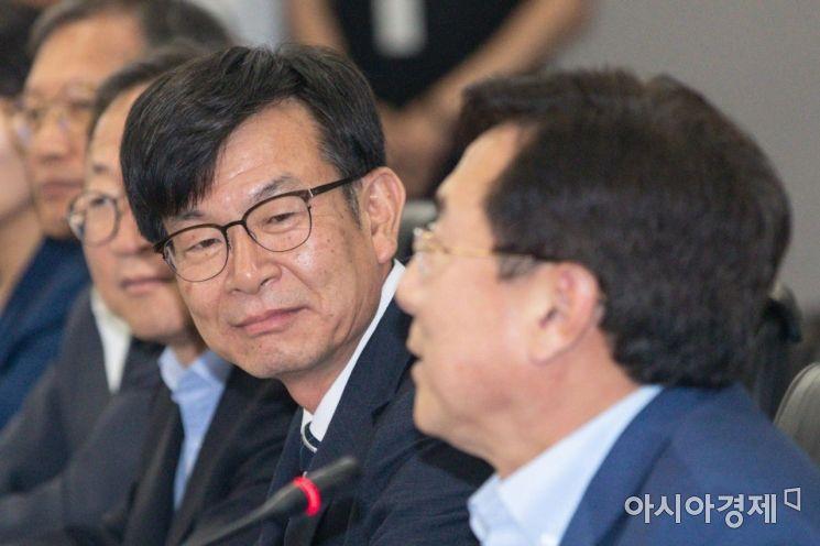 김상조 청와대 정책실장
