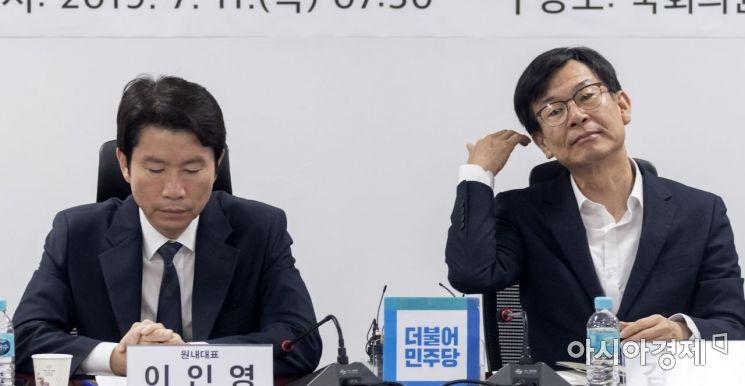 [포토] 민생현안 당·정·청 회동