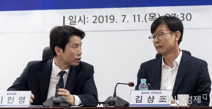 [포토] 민생현안 논의를 위한 당·정·청 회동
