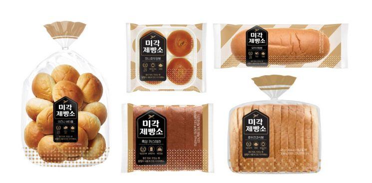 SPC삼립, 프리미엄 베이커리 '미각제빵소' 신제품 출시