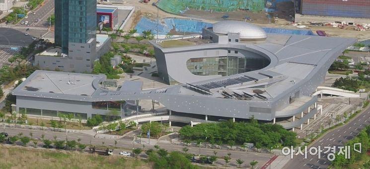 중소벤처기업부의 스타트업 파크' 조성사업 대상지로 선정된 인천 송도 투모로우시티 [사진=인천경제청]