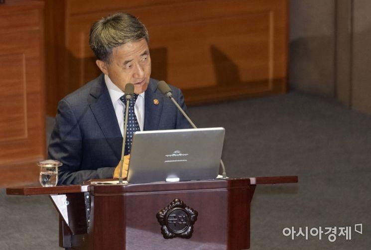 [포토] 답변하는 박능후 장관