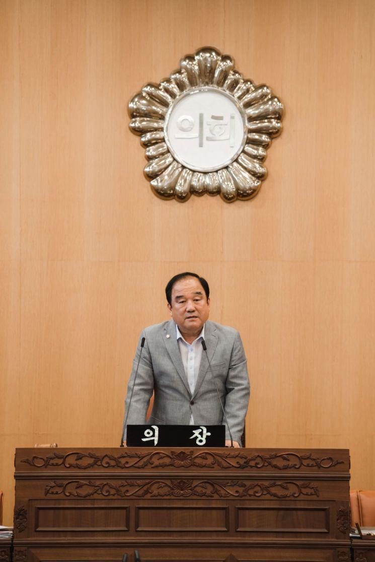 광진구의회, 추경예산 심의 위한 제227회 임시회 개회