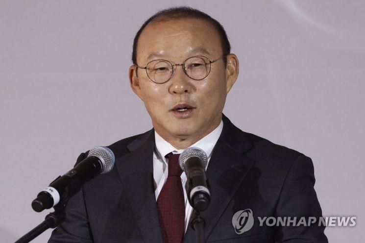 박항서 베트남 축구대표팀 감독/사진=연합뉴스