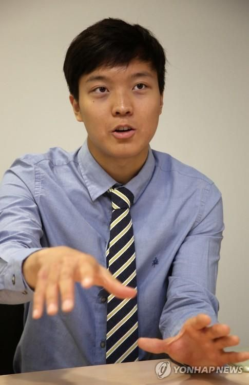 송유근(22) 씨/사진=연합뉴스