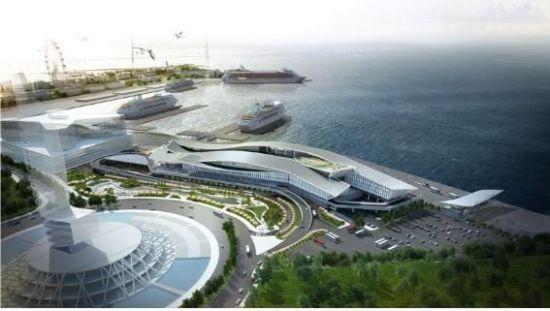 인천항 신국제여객터미널